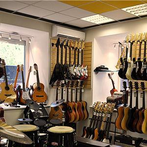 Музыкальные магазины Андреево