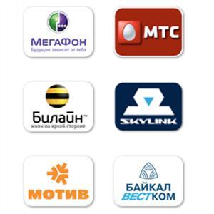 Операторы сотовой связи Андреево