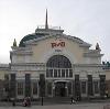 Железнодорожные вокзалы в Андреево