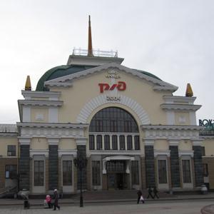 Железнодорожные вокзалы Андреево